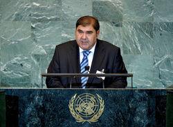 Чему был посвящен доклад главы МИД Узбекистана на Генассамблее ООН?