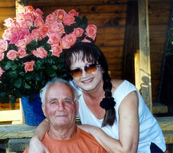 Валерий Евдокименко и София Ротару