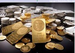 Цены за выходные на золото прибавили 1,5%