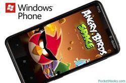 Разработчиками  Angry Birds Space изменены планы в отношении Windows Phone