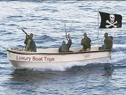 Итальянский МИД проведет переговоры по поводу украинцев, захваченных пиратами