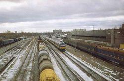 Грузовые дворы будут вывезены с территории Москвы
