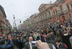 1 мая на Невском проспекте пройдет акция «Несогласных»