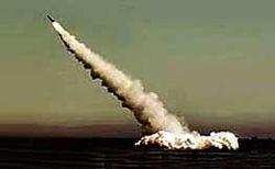 межконтинентальна баллистическая ракета