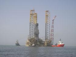 Сколько газа добыто на месторождении «Шах-Дениз»?