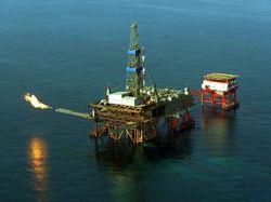 платформа «Черноморнефтегаза»