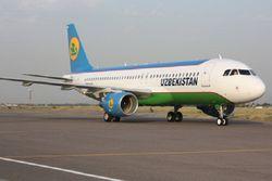 «Узбекские авиалинии» приобрели новый лайнер