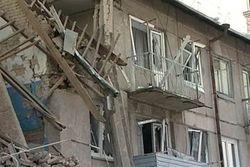 Многоквартирный дом взорвался на территории Крыма