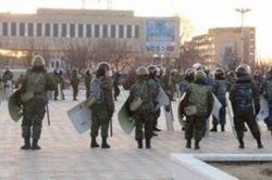 Полицейские из Жанаозена обвиняются в превышении служебных полномочий