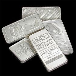 Фундаментальный фон из ЕС оказывает давление на цены серебра