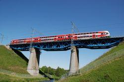 Первый литовский локомотив отправлен на экспорт