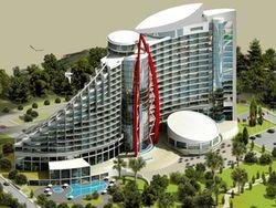 отельно-курортный комплекс «Jumeirah Bilgah Beach Hotel»,