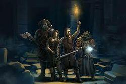 Релиз Legend of Grimrock состоится 11 апреля