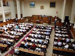 В Грузии принят новый Избирательный кодекс