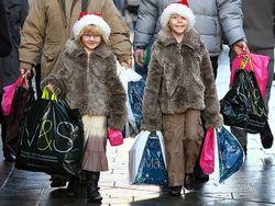 Литовцы стали больше тратиться на праздники