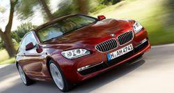 Дизельные BMW 6-ой серии получат систему  xDrive