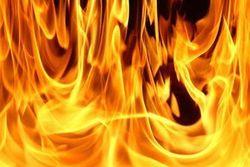 Более 80-ти работников эвакуировали с горящей шахты