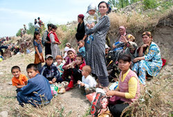 Сколько жителей Кыргызстана проживает в сельской местности?