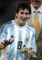 Лионель Месси выбрал FIFA