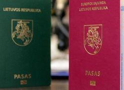Сколько стоит литовский паспорт в интернете?