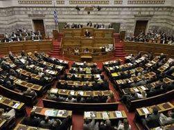 Греческий парламент проголосовал за жёсткий план правительства