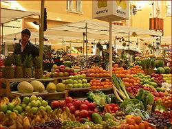 В Украине дешевеют все овощи, кроме помидоров