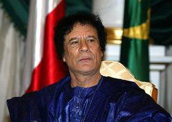 Какой компромат имеет Каддафи на западные страны?
