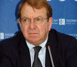Душанбе посетил депутат Европарламента, выступающий в поддержку строительства Рогуна