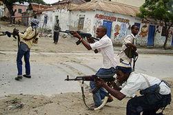 Четвертый год подряд Сомали – самое нестабильное в мире государство