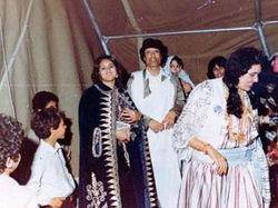 Семья Каддафи прибыла в Алжир
