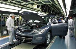 Российское правительство одобрило план по строительству завода Mazda