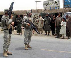 На кого открыли охоту американские солдаты?