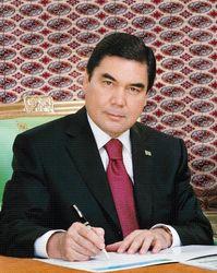 Какой подарок получил к дню рождения Президент Туркменистана?