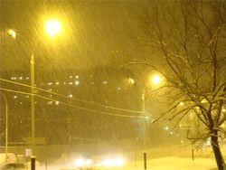 Чем грозит москвичам очередной снегодождь?