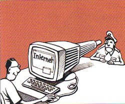 Как Лукашенко хочет контролировать доступ в Интернет?