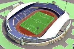 В Таджикистане планируют построить современный футбольный стадион