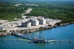 Украина планирует построить свой LNG-терминал