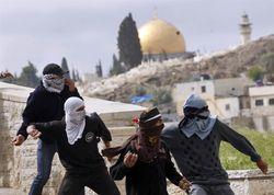 В Иерусалиме израильские войска разгоняют демонстрацию палестинцев