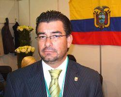 Консул Эквадора попал в ДТП