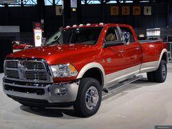 Chrysler покажет спецверсию пикапа Dodge Ram в Чикаго