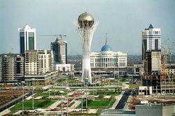 Кому оказал гуманитарную помощь Казахстан?