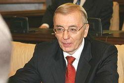 Председатель Конституционного суда Казахстана Игорь Рогов