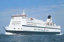 Когда «Принцесса Анастасия» будет совершать рейсы между Петербургом и Стокгольмом?
