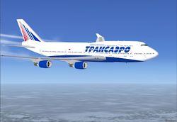 «Трансаэро» наладила регулярные рейсы Петербург-Пекин