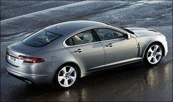 Как Jaguar обновил модель XF?