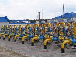подземное хранилище природного газа