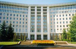Что мешает завершению реконструкции здания парламента Молдовы?