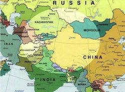 Центральная Азия