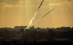 Сектор Газа ответил ракетным огнем по Израилю