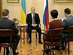 Статьи Владимира Путина не содержат агитационной составляющей